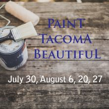 Paint Tacoma Beautiful 2016 Square