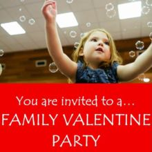 Family Valentine Party