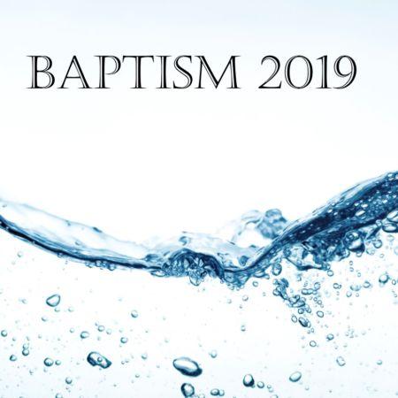 Baptism 2019