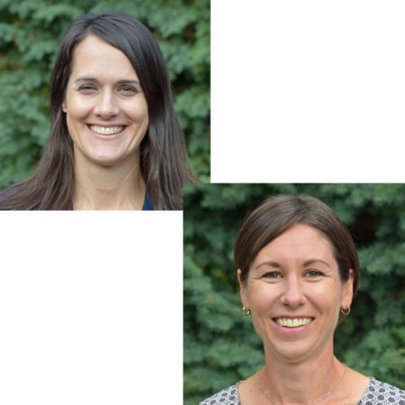 New Children's Ministry Staff