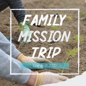 MS Family Mission Trip