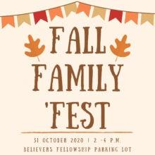 Fall Family 'Fest
