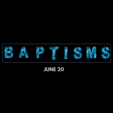 Baptism 2021