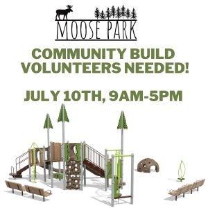 Moose Park Build
